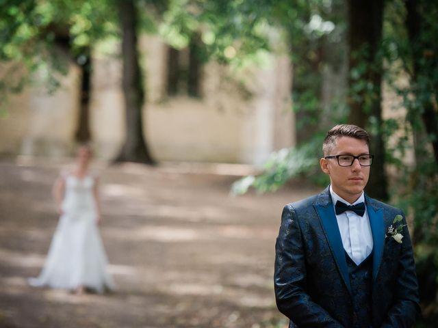 Le mariage de Gautier et Justine à Bannegon, Cher 13