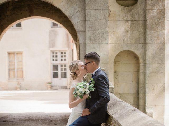 Le mariage de Gautier et Justine à Bannegon, Cher 21