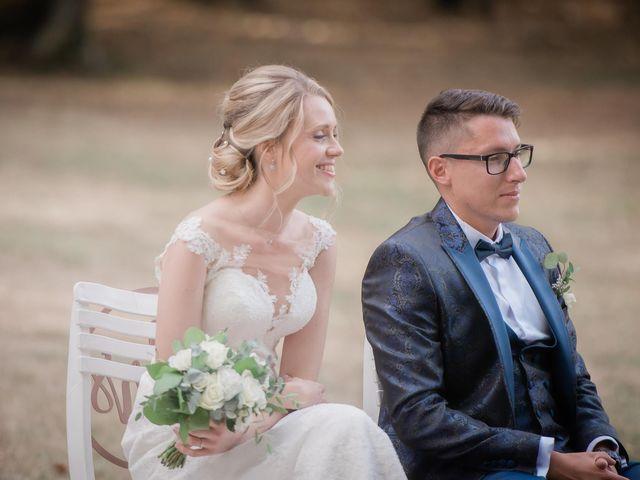 Le mariage de Gautier et Justine à Bannegon, Cher 26