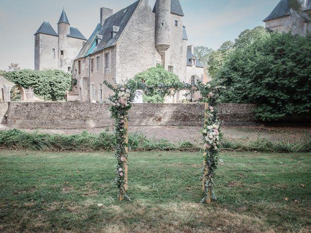 Le mariage de Gautier et Justine à Bannegon, Cher 42