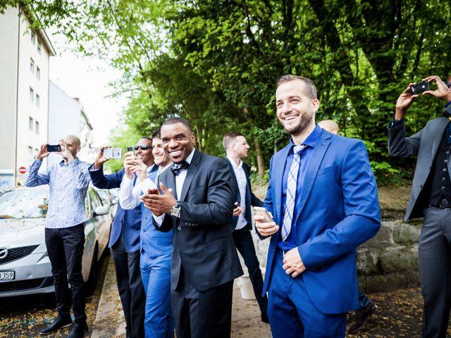 Le mariage de Morad et Sally à Ville-la-Grand, Haute-Savoie 3