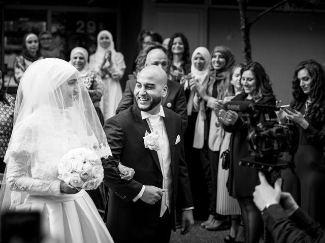 Le mariage de Morad et Sally à Ville-la-Grand, Haute-Savoie 6
