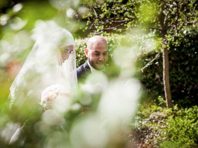 Le mariage de Morad et Sally à Ville-la-Grand, Haute-Savoie 7