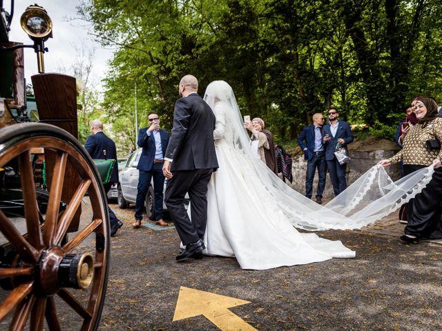 Le mariage de Morad et Sally à Ville-la-Grand, Haute-Savoie 8