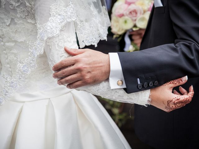 Le mariage de Morad et Sally à Ville-la-Grand, Haute-Savoie 9