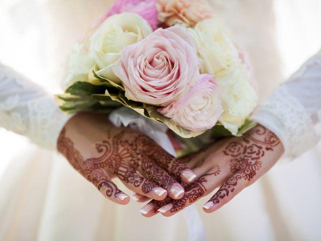Le mariage de Morad et Sally à Ville-la-Grand, Haute-Savoie 16