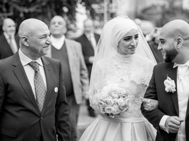 Le mariage de Morad et Sally à Ville-la-Grand, Haute-Savoie 20