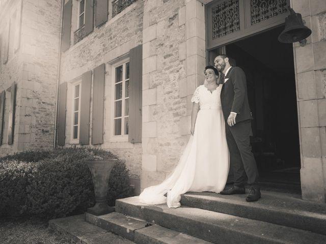 Le mariage de Charles et Victoria à Nevers, Nièvre 2