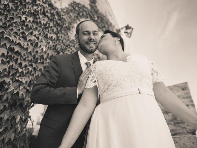 Le mariage de Charles et Victoria à Nevers, Nièvre 4
