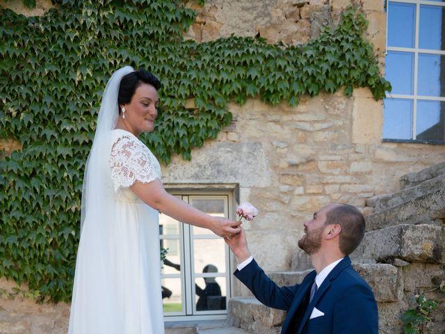 Le mariage de Charles et Victoria à Nevers, Nièvre 6
