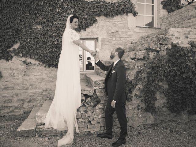 Le mariage de Charles et Victoria à Nevers, Nièvre 7