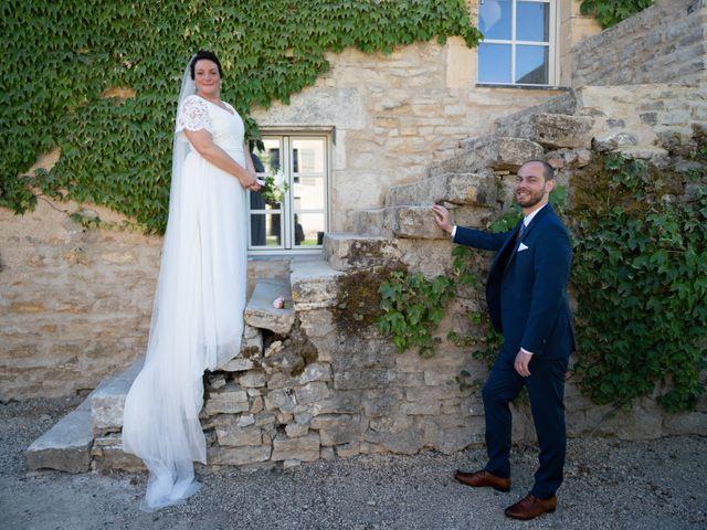 Le mariage de Charles et Victoria à Nevers, Nièvre 8
