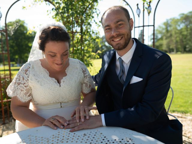 Le mariage de Charles et Victoria à Nevers, Nièvre 10