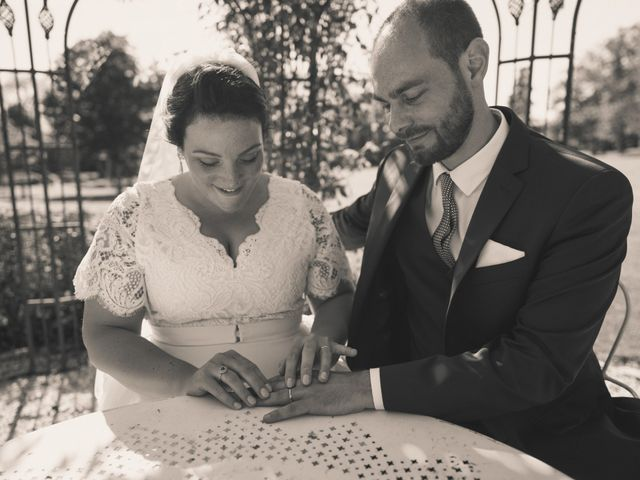 Le mariage de Charles et Victoria à Nevers, Nièvre 11