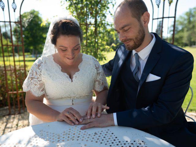 Le mariage de Charles et Victoria à Nevers, Nièvre 12