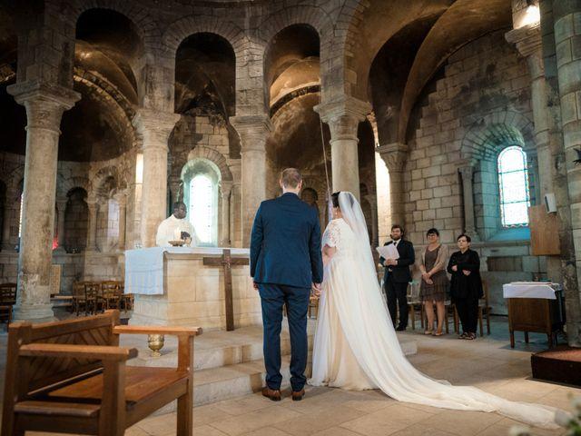 Le mariage de Charles et Victoria à Nevers, Nièvre 47