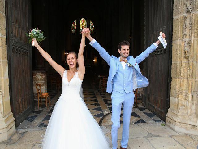 Le mariage de Mathilde et Marien