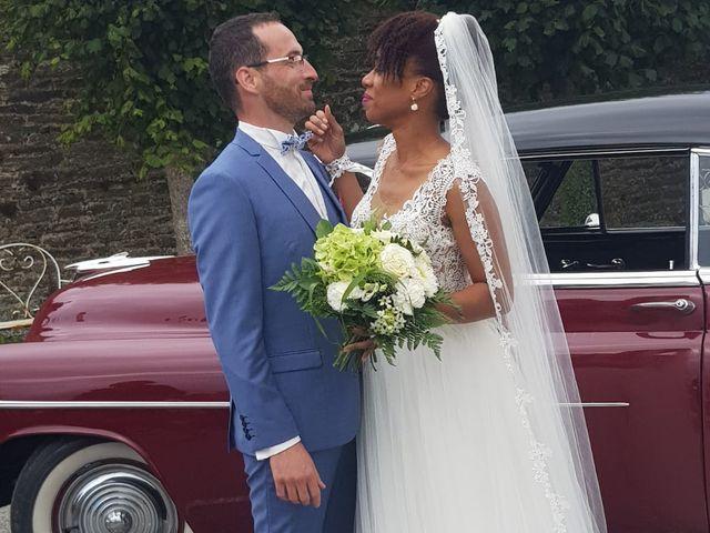 Le mariage de Milin  et Pascal à Lannilis, Finistère 1