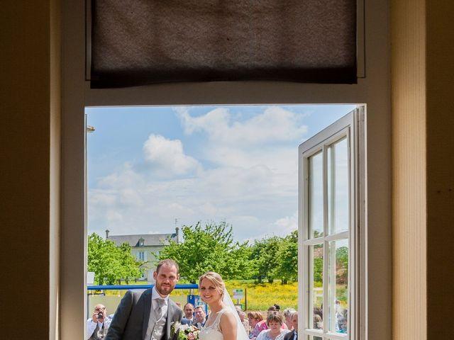 Le mariage de Jérémy et Charlotte à Bayeux, Calvados 26
