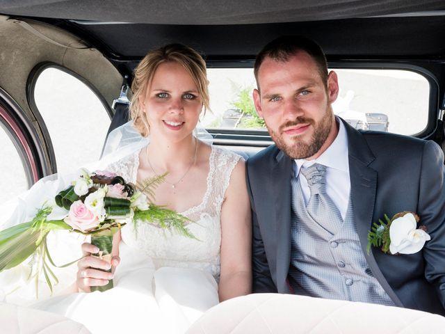 Le mariage de Jérémy et Charlotte à Bayeux, Calvados 27