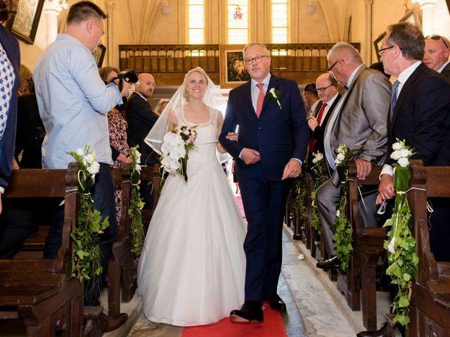Le mariage de Jérémy et Charlotte à Bayeux, Calvados 33