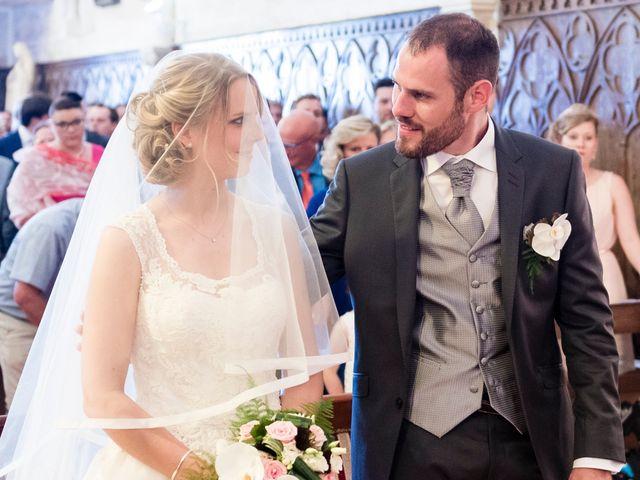 Le mariage de Jérémy et Charlotte à Bayeux, Calvados 35