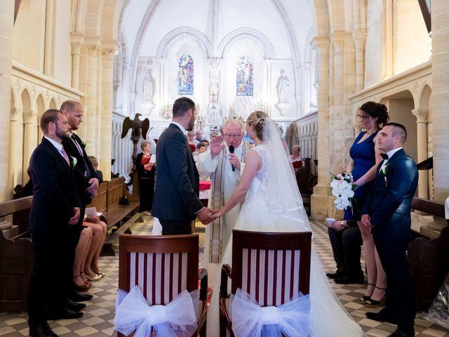 Le mariage de Jérémy et Charlotte à Bayeux, Calvados 36
