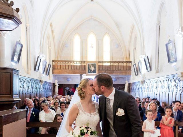 Le mariage de Jérémy et Charlotte à Bayeux, Calvados 40