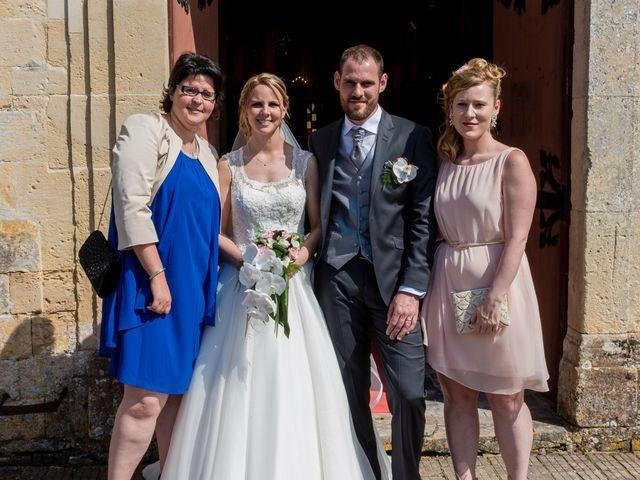 Le mariage de Jérémy et Charlotte à Bayeux, Calvados 45
