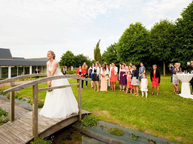 Le mariage de Jérémy et Charlotte à Bayeux, Calvados 50