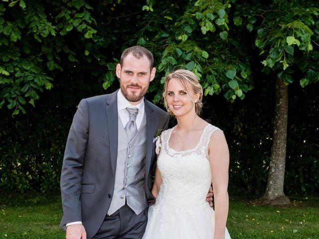 Le mariage de Jérémy et Charlotte à Bayeux, Calvados 52