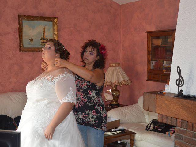 Le mariage de Baptiste et Fanny à Anthon, Isère 4