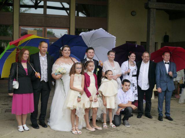 Le mariage de Baptiste et Fanny à Anthon, Isère 18