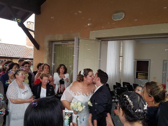 Le mariage de Baptiste et Fanny à Anthon, Isère 19