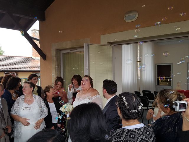 Le mariage de Baptiste et Fanny à Anthon, Isère 20