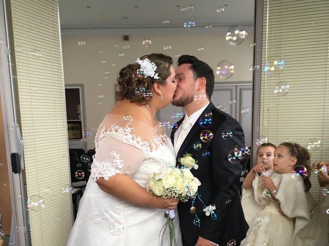 Le mariage de Baptiste et Fanny à Anthon, Isère 22