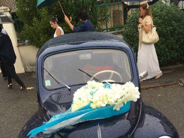 Le mariage de Baptiste et Fanny à Anthon, Isère 41