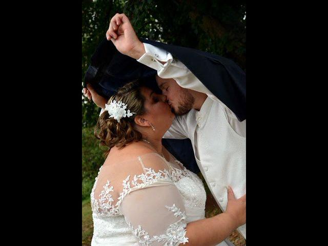 Le mariage de Baptiste et Fanny à Anthon, Isère 53