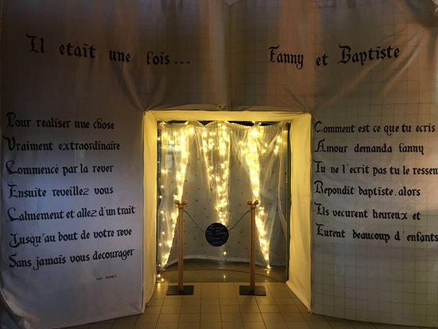 Le mariage de Baptiste et Fanny à Anthon, Isère 61