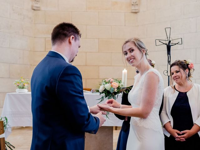 Le mariage de Guillaume et Pauline à Bordeaux, Gironde 43