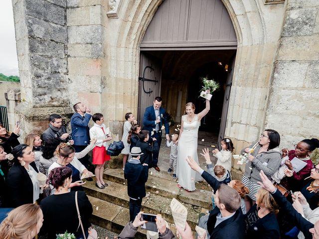 Le mariage de Guillaume et Pauline à Bordeaux, Gironde 51