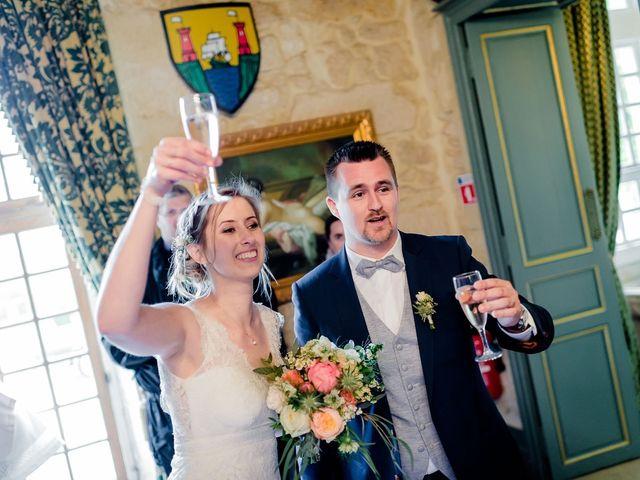 Le mariage de Guillaume et Pauline à Bordeaux, Gironde 106