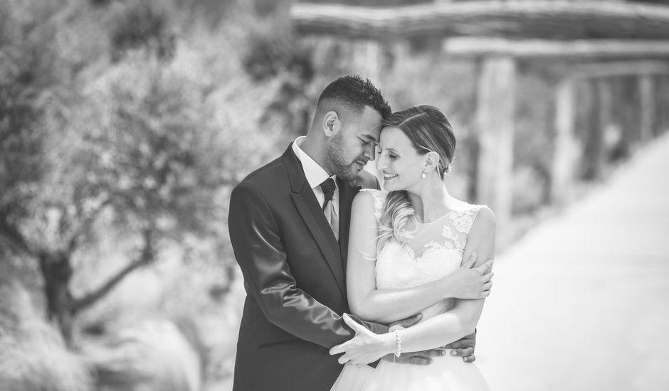 Le mariage de Jeremy et Chloe  à Le Luc, Var