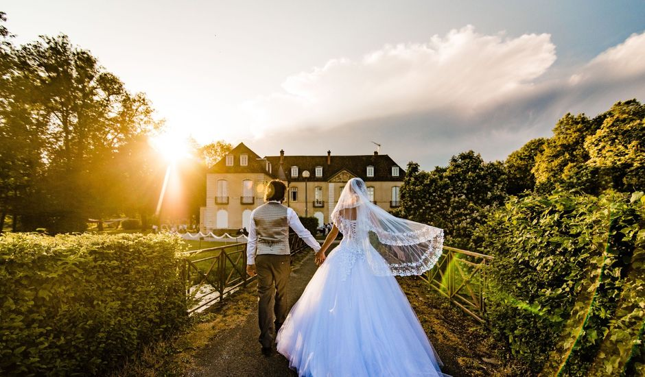 Le mariage de Maxime et Morgane à Nancray, Doubs
