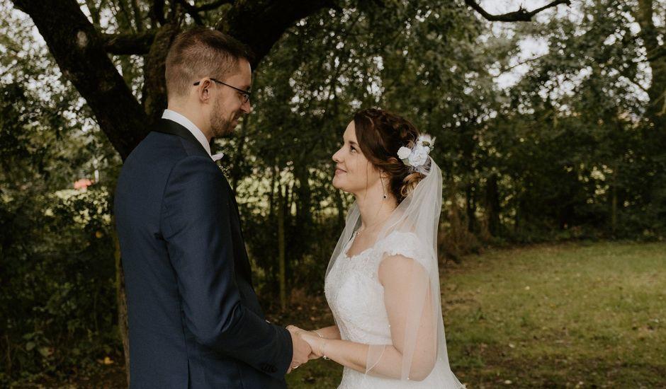 Le mariage de Jonathan et Julie à Cesson-Sévigné, Ille et Vilaine