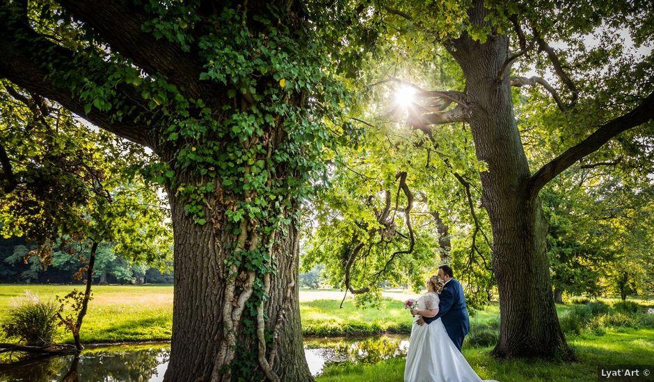 Le mariage de Vincent et Nadège à Vogelgrun, Haut Rhin