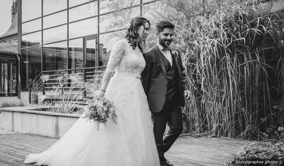 Le mariage de Xavier et Muriel à Janzé, Ille et Vilaine