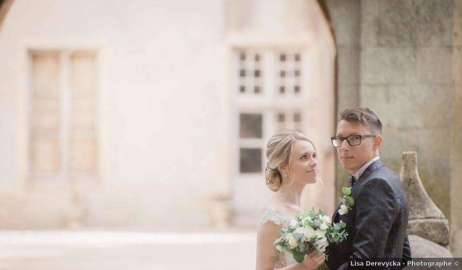 Le mariage de Gautier et Justine à Bannegon, Cher