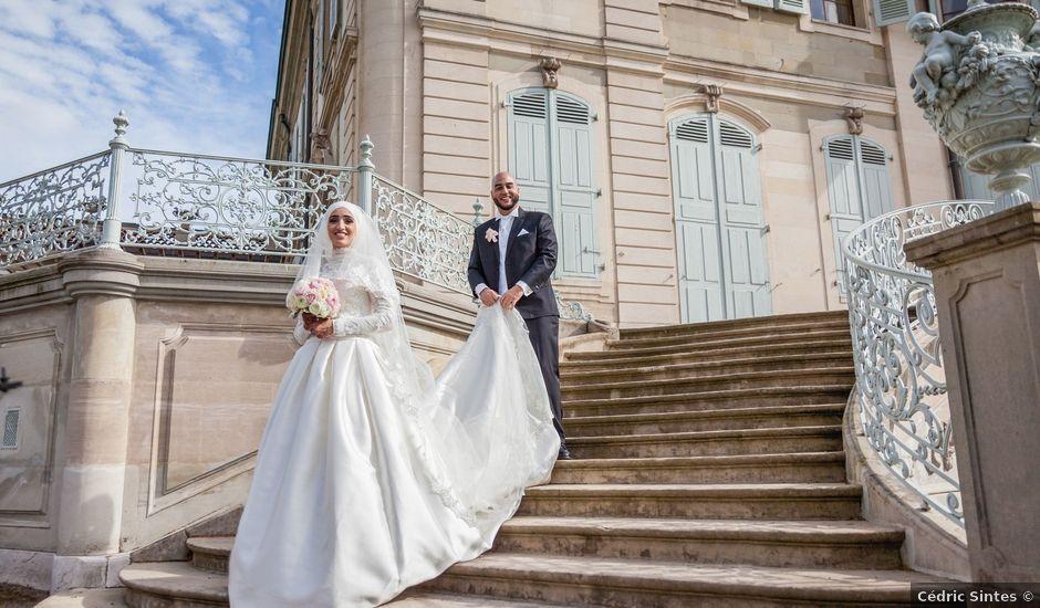 Le mariage de Morad et Sally à Ville-la-Grand, Haute-Savoie