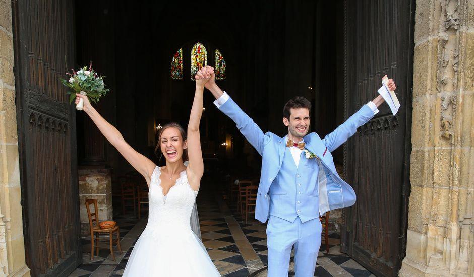 Le mariage de Marien et Mathilde à Pontoise, Val-d'Oise